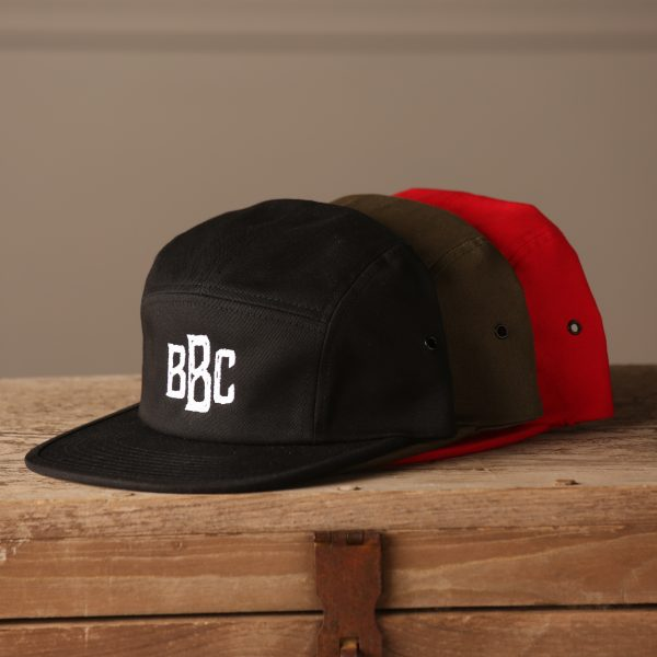 Boiler Brewing Company 5-Panel Hat