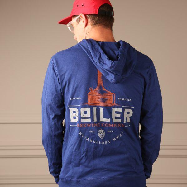 Boiler Brewing Company Hoodie