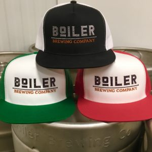 brewery trucker caps
